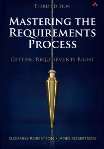 Mastering the Requirements Process, 3rd ed.